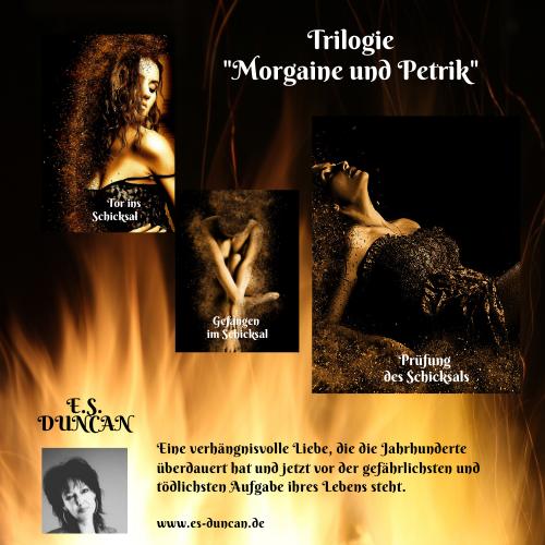Trilogie Morgaine und Petrik